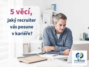 Blog 5 věcí jaký recruiter square